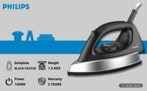 Philips 1000-Watts Dry Iron