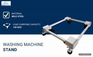 Smart Shelter Washing Machine Trolley