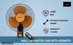 vguard wall fans