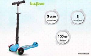 Baybee Skate Scooter