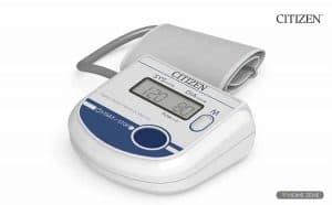 Citizen CH432 Digital Blood Pressure Monitor