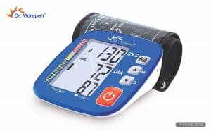 Dr. Morepen Extra large Blood Pressure Monitor