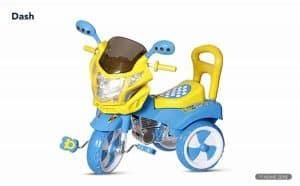 Dash Stylish Kids Tricycle