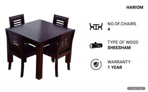 Hariom Handicraft Dining Table Sets