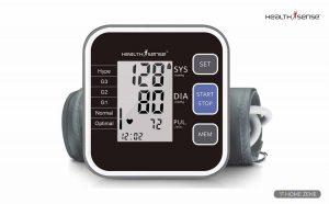 Health Sense Blood Pressure Monitor