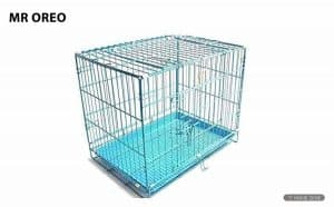 MR OREO Powder Coated Iron Cage