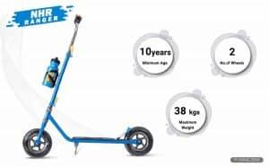 NHR Foldable Skate Scooter