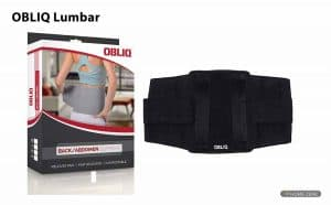 OBLIQ Lumbar Belt for Post Pregnancy