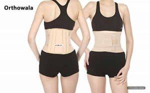 Orthowala ™ Lumbar support belt
