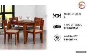 RjKart Dining Table Sets