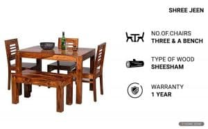 Shree Jeen Mata Enterprises Dining Table Sets