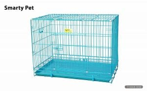 Smarty Pet Paws For A Cause Metal Cage