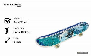 Strauss FT Skateboards