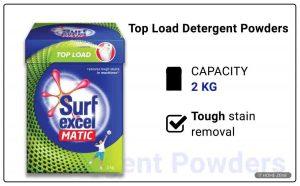 Surf Excel Matic Top Load Detergent Powder