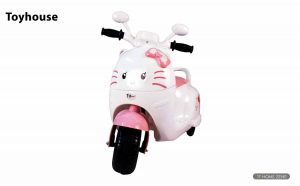 Toyhouse Kitty Scooty Ride-on Bike
