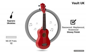 Vault UK-003 Ukulele Kit
