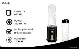 Whipsip 300-Watts Blender