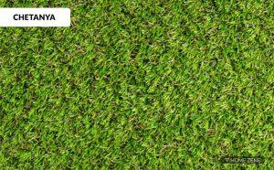 CHETANYA High Density Artificial Grass for Balcony