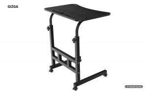 Gizga Multipurpose Adjustable Rolling Table