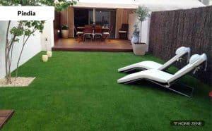 Pindia High-Density Artificial Grass Carpet Mat for Home Office Lawn Garden Balcony