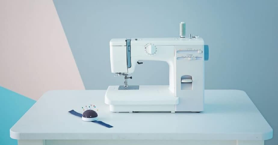 Sewing machine adjustments