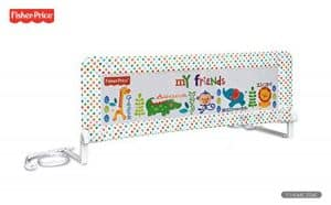 Fisher-Price Foldable Bed Rail Guard