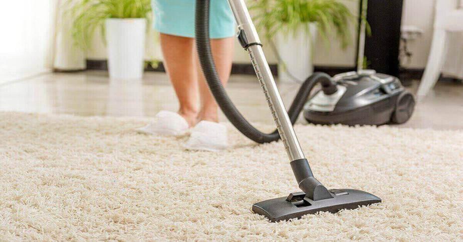 use of vacuum cleaner