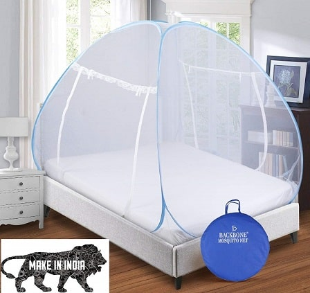 BACKBONE Double Size Bed Mosquito Net