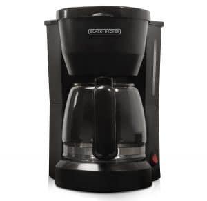 Black & Decker DCM600B 5-Cup Coffeemaker
