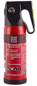 Ceasefire Powder Based Car & Home Fire Extinguisher