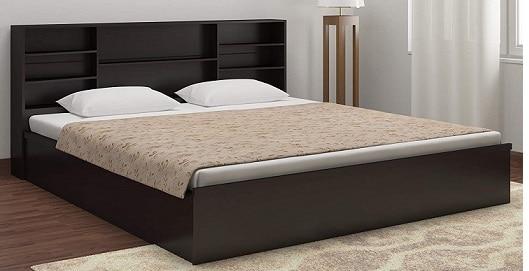 DeckUp Dunsun King Bed Frame