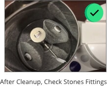 Check Stone Fittings