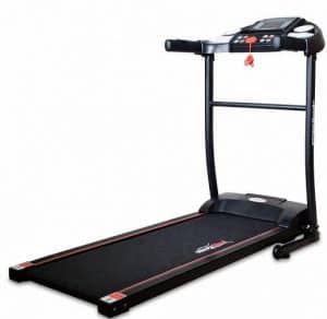 Healthgenie 3911M 2.5 HP Peak Motorized Treadmill