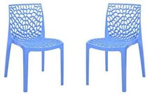 Supreme Web Heavy Plastic Chair for Garden and Home