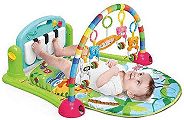 Tabu Toys World Kick and Play Baby Gym