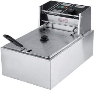 THE URBAN KITCHEN Electric Deep Fryer