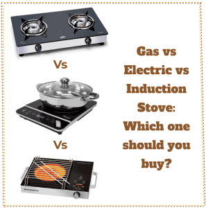 gas vs stove vs induction