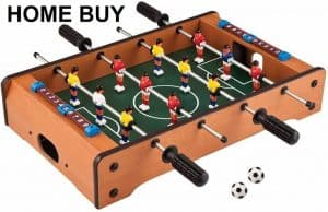 Home Buy Mid-Sized Football Table Soccer Game