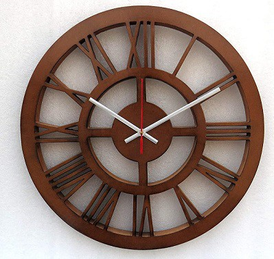 A One Shoppe Analogue Wall Clock