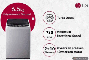 LG fullyload washing machine