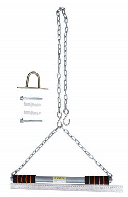 Allyson Fitness Steel Pull Up