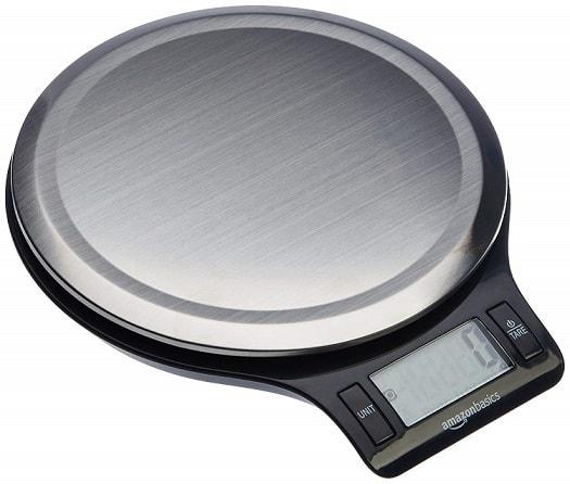 Amazon basics kitchen scale