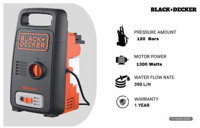 BLACK+DECKER Pressure Washer