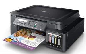 Brother Inktank Refill System Printer