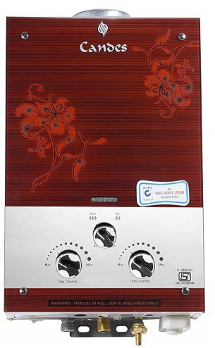 Candes Gas Water Heater