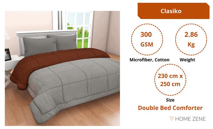 Clasiko Microfibre comforter