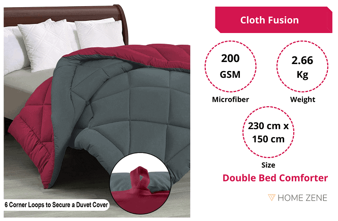 Cloth Fusion Pacifier  comforter