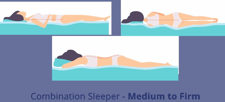 Combination Sleeper