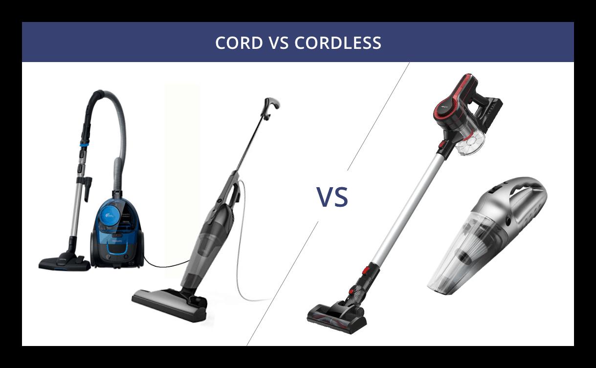 Cord vs cordless