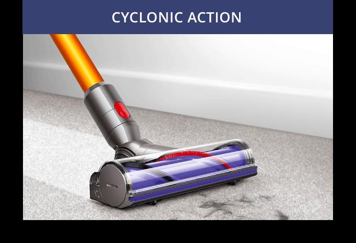 Cyclonic Action